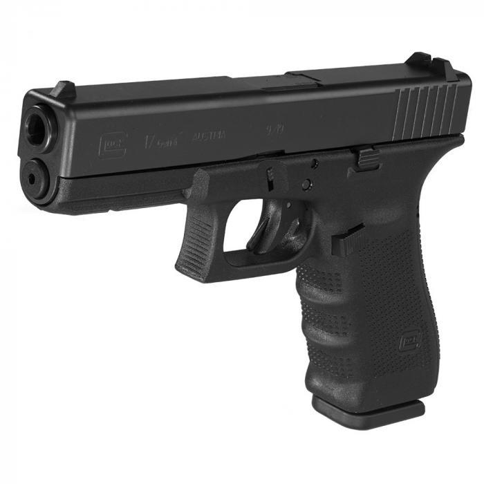 Glock LE 17g5 PST 9MM FS