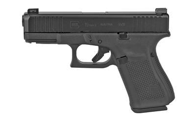 Glock 19 Gen5 9mm Amglo 15rd