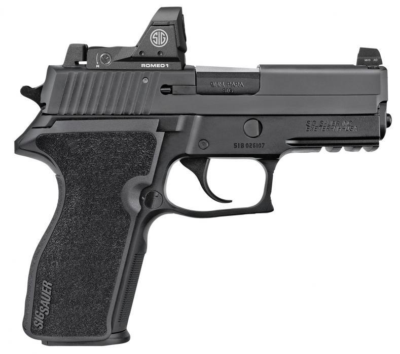 """Sig P229 RX 9mm 3.9"""" Romeo1"""