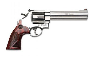 "S&W 629 Deluxe 44mag 6.5"" Stainless"