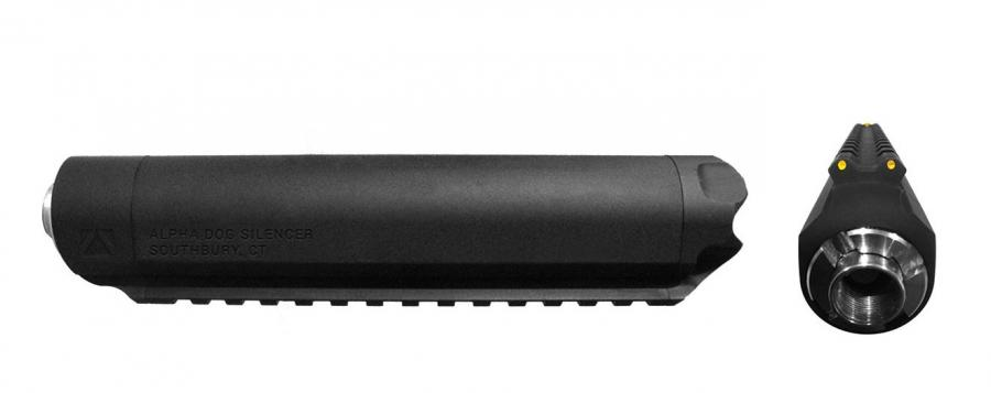 ALD 9MM Suppressor 13.5mm X 1LH