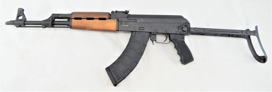 """Zastava Serbia/cai N-pap DF 7.62x39mm 16.5"""""""