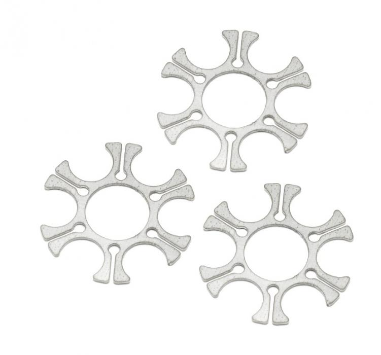 Moon Clips Gp100 10mm 3-pack