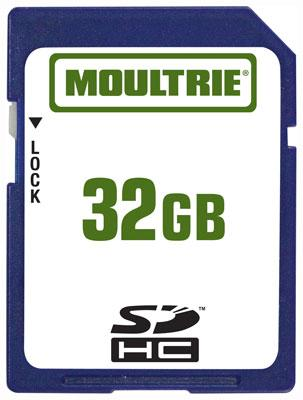 Moultrie Sd Memory Card 32gb