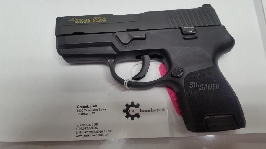 Used Sig Sauer P250