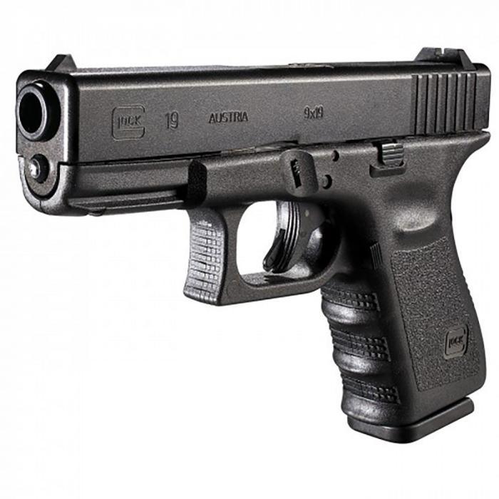 Glock LE 19g4 9MM PST FS