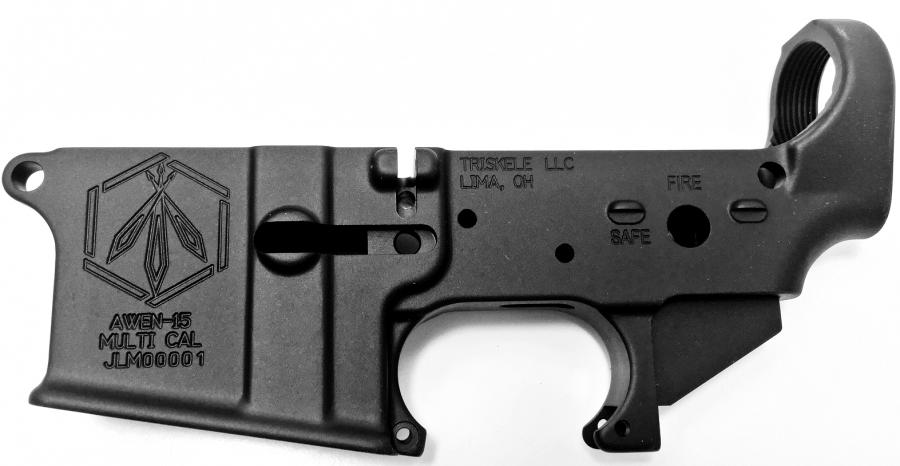 Triskele Milspec Ar-15 Lower Receiver | Triskele LLC