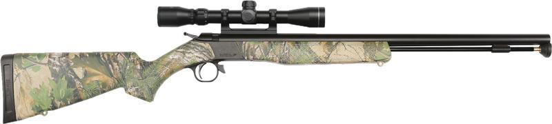 Cva Wolf Rifle Outfit .50