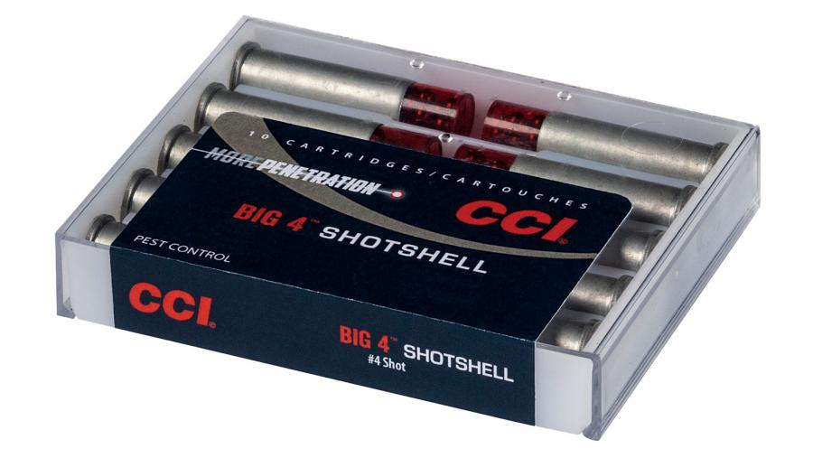 Cci 9mm Shotshell 10rd Box