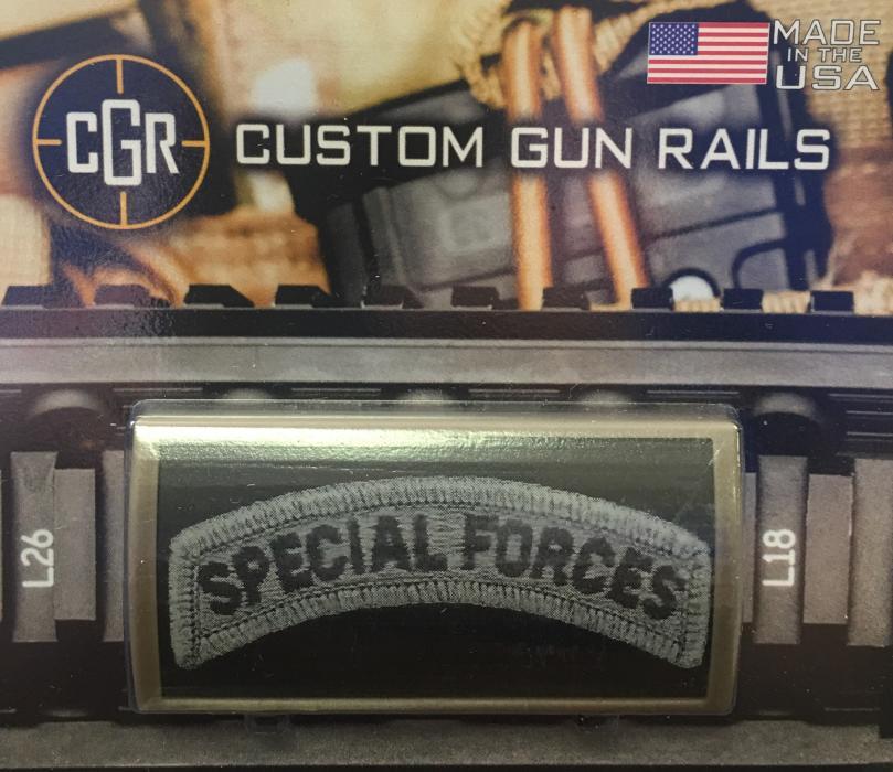 Custom Gun Rails Lea070sft-tr