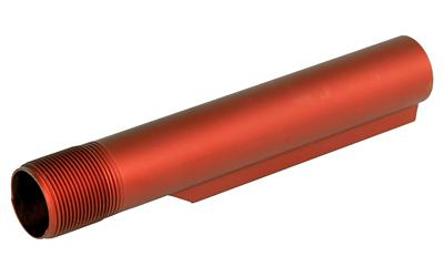 Lbe Ar Milspec Buffer Tube Red