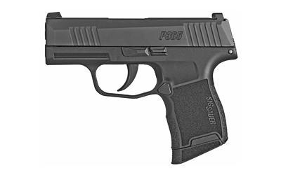 Sig P365 Pistol Black 10+1 NS