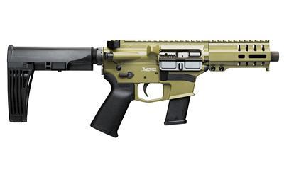 "Cmmg Mk4 Banshee Pstl 4.5"" 22lr"