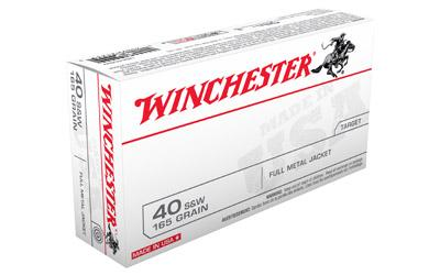 Winchester Ammo USA 40 S&W Full