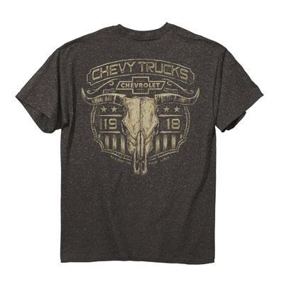 """Buck Wear T-shirt """"chevy Steer"""