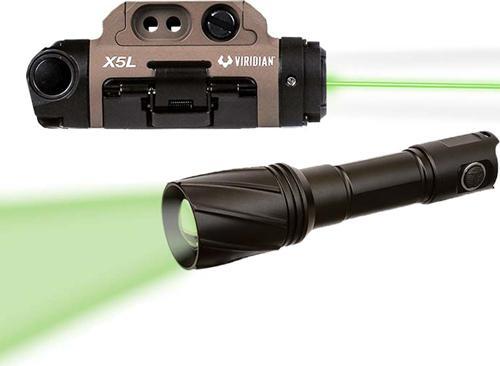 Viridian Laser/light X5l Green