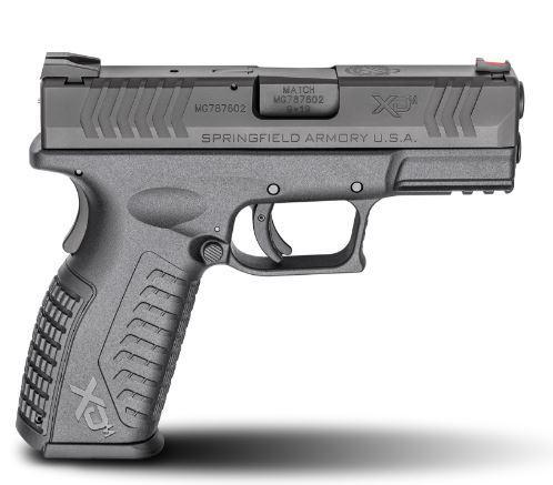 Xdm 9mm Black 3.8 10+1