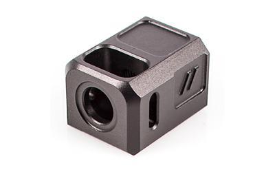 Zev Pro Compensator 1/2x28 9mm Blk