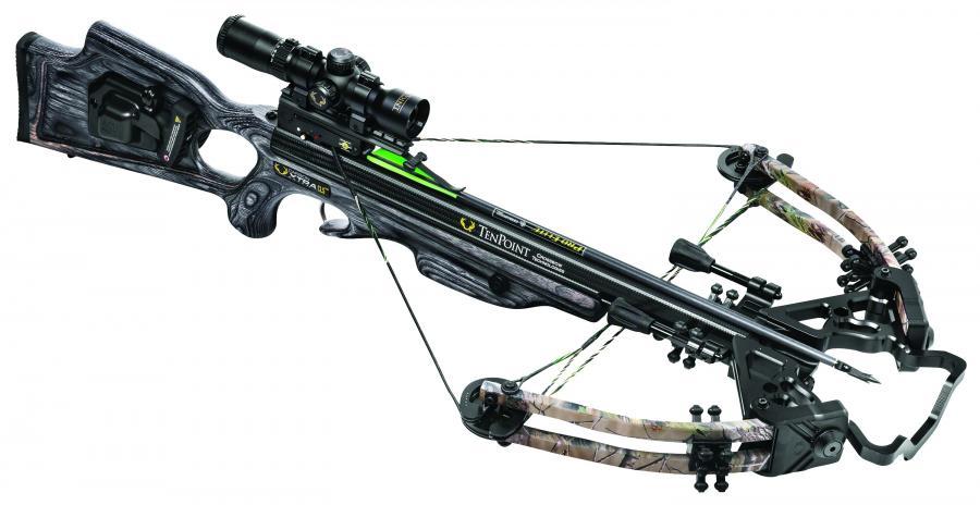 Tenpoint Vapor Crossbow Package W Master Proscope