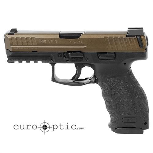Vp9, 9mm, Midnight Bronze, 3 -