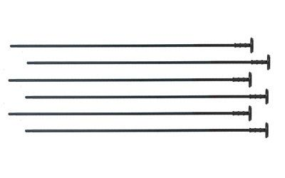 Gss Rifle Rods 22cal 6pk