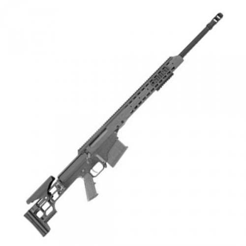 """Barrett Mrad Grey 300win 24"""" FB"""