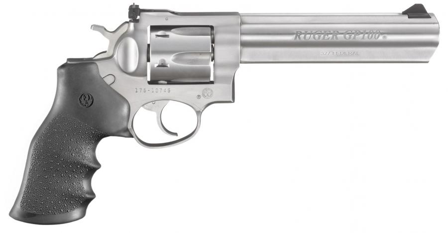 "Ruger Gp100 327fed 6"" Bl 7rd"
