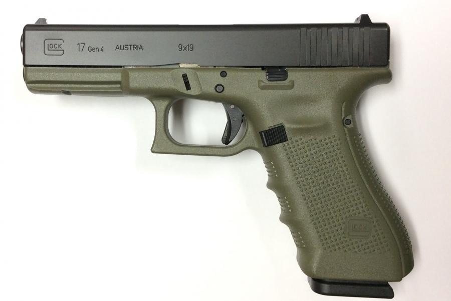 """Glock/glock Inc 17 Gen4 9mm 4.49"""""""