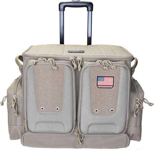 Gps Tactical Rolling Range Bag