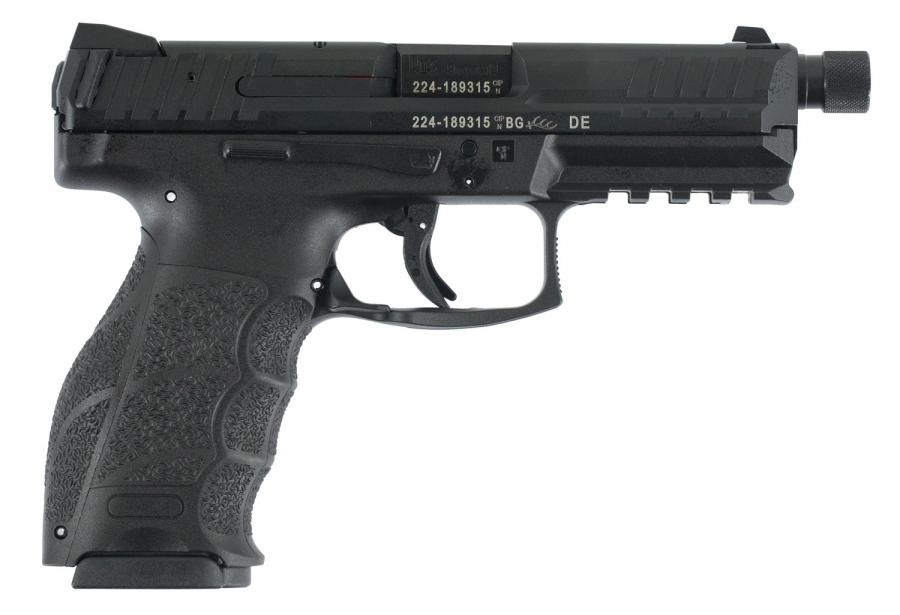Hk Vp9 Tactical 9mm Threaded