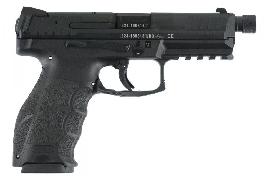 HK VP9 Tactical 9mm Threaded 10rd