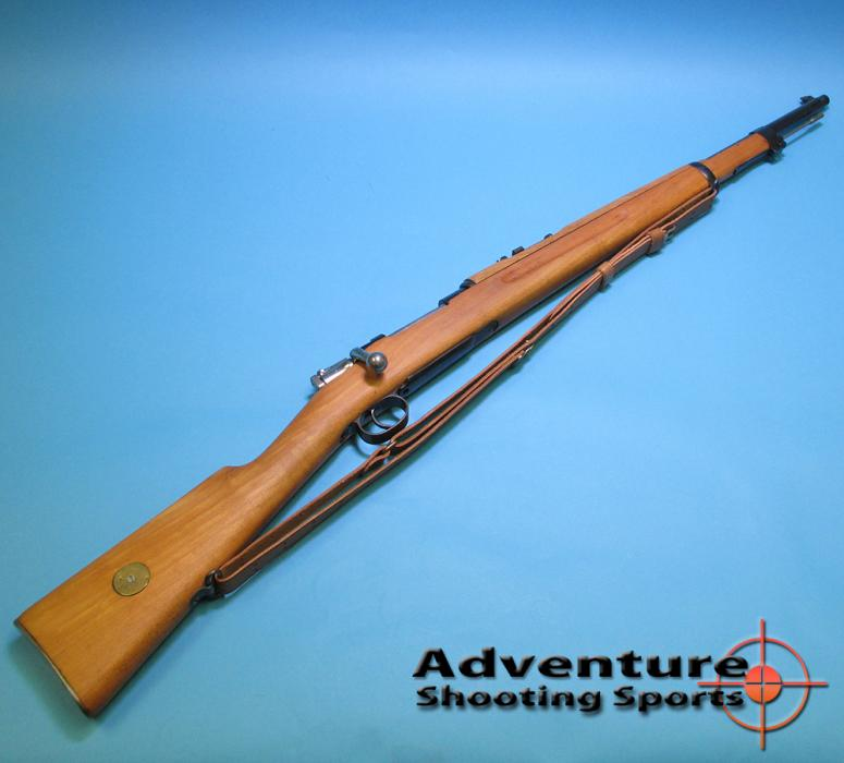 Swedish Mauser 6.5x55 Swedish