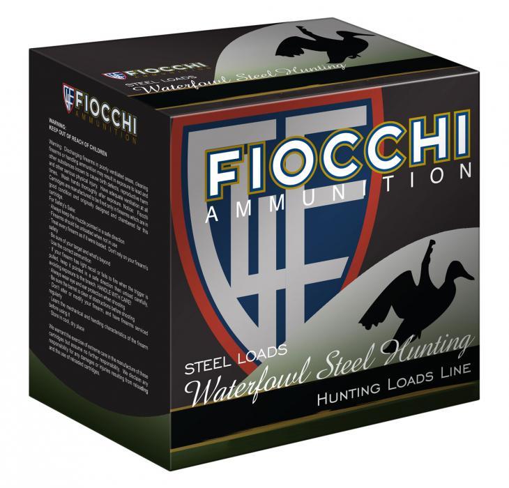 Fiocchi 123ads1 Speed Steel 12 Gauge