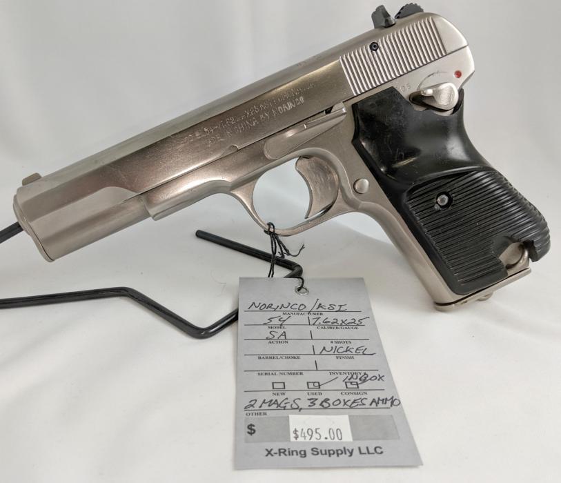Norinco/ksi Model 54 (a-2714)