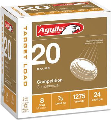 Aguila Shotshell 20ga. 7/8oz