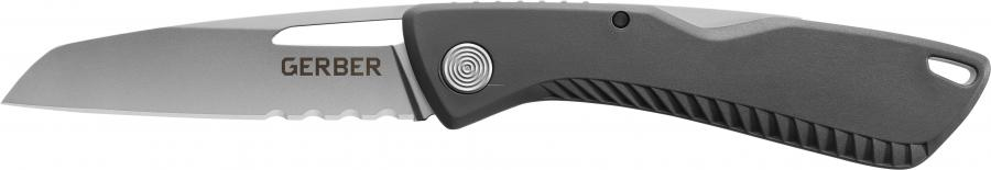Gerber Sharkbelly Clip Folding Knife 420