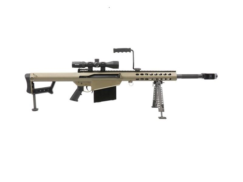 """Barrett 82a1 50bmg 20"""" Fde Nf"""