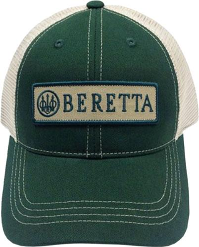 Beretta Cap Trucker W/patch