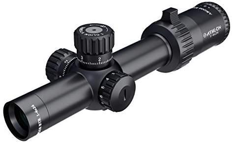 Athlon Optics Argos BTR 1-4x24mm IR