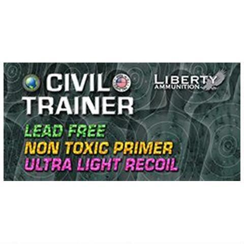 Liberty Ammunition Latr380049 Civil Trainer 380