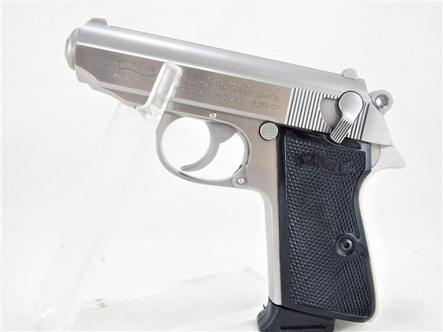 Carl Walther/interarms Ppk/s .380acp 9mm Kurz