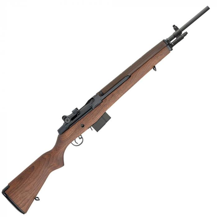 Sprgfld M1a Ldd 308 Bl Walnt