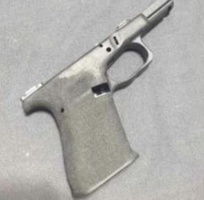 Glock 19 G3 Frame