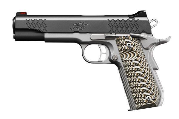 "Kimber Aegis Elite Custom 45acp 5"""