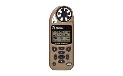 Kestrel 5700 W/ballistics Link Tan