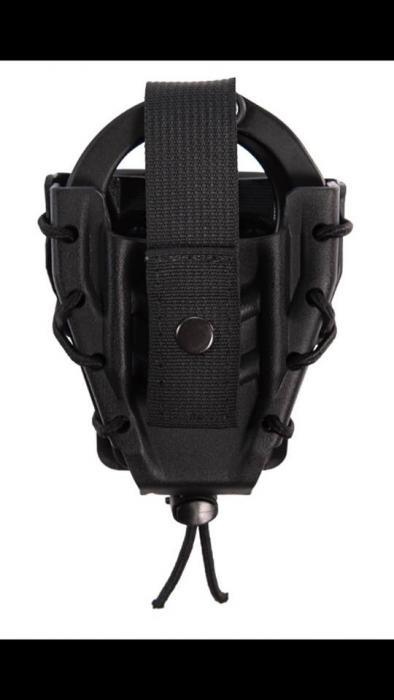 Kydex Handcuff Taco Black