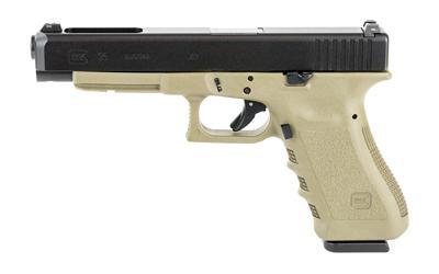 Glock 35 40sw Prac/tact 10rd Od