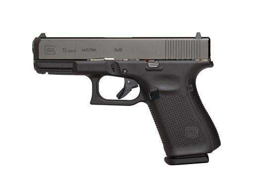 "Glock/glock Inc 19 Gen5 9x19 4"""