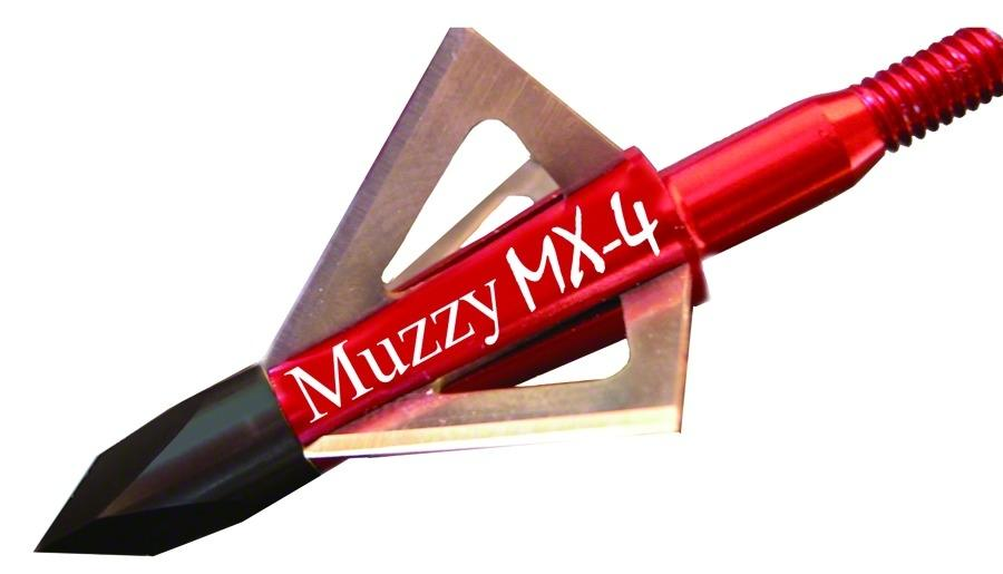 Muzzy Mx-4 Broadhead