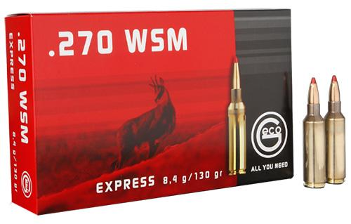 Geco 283840020 270 Winchester Short Magnum